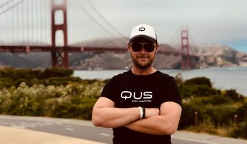 QUS IN SILICON VALLEY